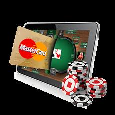Mastercard online gambling 666 555 poker