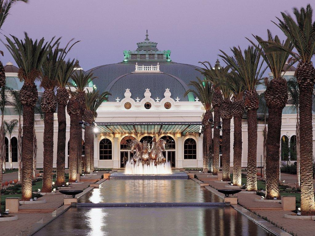 Poker palace address