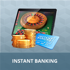 instant banking casinos